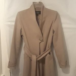 Badgley Mischka Wool Blend Coat